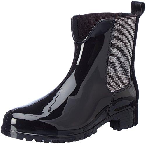 Eu Noir 25445 Tamaris 36 Noir Femme Boots Chelsea black wF6nnxBTq