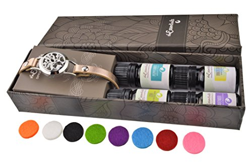 Essential Diffuser Stainless Aromatherapy Bracelets product image