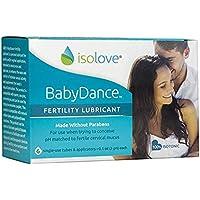 Lubricante de fertilidad BabyDance: único lubricante amigable con el espermatozoide cuando se está en la búsqueda del embarazo