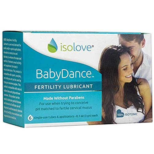 BabyDance Fertility Lubricant: The Only Sperm-Friendly Lubricant Made Without Parabens