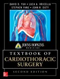 img - for Johns Hopkins Textbook of Cardiothoracic Surgery, Second Edition book / textbook / text book