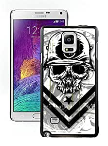 Samsung Note 4 Case,2015 Hot New Fashion Stylish metal mulisha 1 Black Case Cover for Samsung Note 4