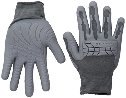 Carhartt Women's Knuckler Work Glove With Extreme Grip and Knuckle