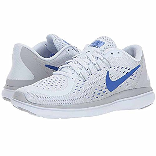 RN Hyper Royal Nike WMNS Femme Free Grey Football Basses 2017 Sneakers AH6B1qZ