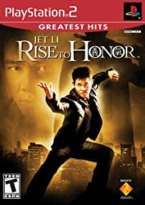 Jet Li: Rise to Honor - PlayStation 2