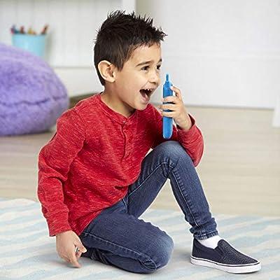 VTech KidiGo Walkie Talkies, Blue: Toys & Games