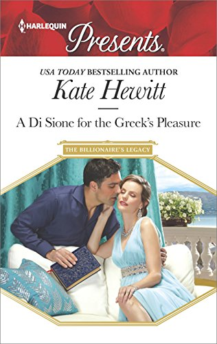 A Di Sione For The Greek's Pleasure by Kate Hewitt