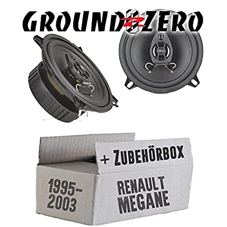 Ground Zero GZIF52X 13cm Lautsprecher Koaxe