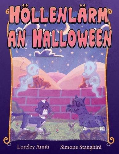 Höllenlärm an Halloween (German Edition) pdf epub