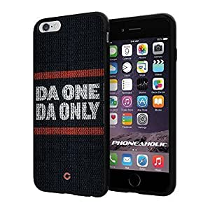 "American Football NFL Chicago Bear , Cool iPhone 6 Plus (6+ , 5.5"") Smartphone Case Cover Collector iphone TPU Rubber Case Black"