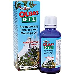 Olbas Aromatherapy Inhalant and Massage Oil,1.65 fl oz