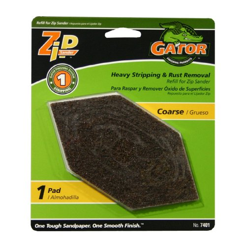 Gator Coarse sandpaper Item#292795 Model# 7401 UPC#082354074012