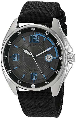 Citizen-Mens-Drive-Quartz-Stainless-Steel-Casual-Watch-Model-AW1510-03H