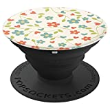 Flower Wallpaper - PopSockets Grip and Stand for Phones and Tablets