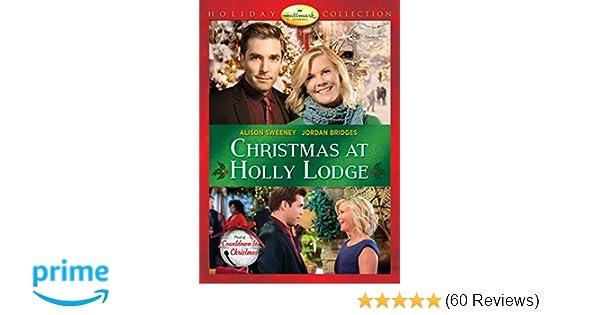 Christmas At Holly Lodge Cast.Amazon Com Christmas At Holly Lodge Alison Sweeney Jordan