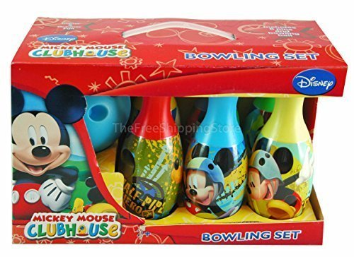 Disney Mickey Mouse Bowling Set