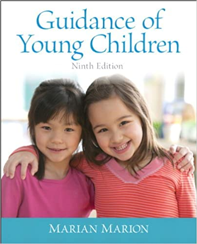 guidance of young children 9th edition 9th edition - Young Children Pictures