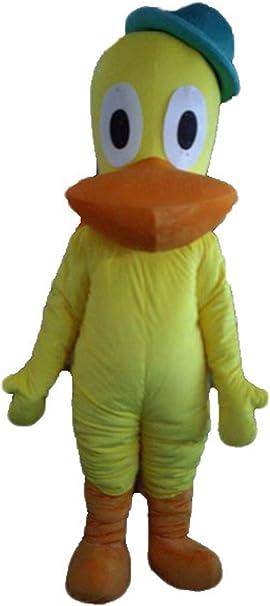 Amazon.com: Arismascots - Disfraz de pato de pato, para ...