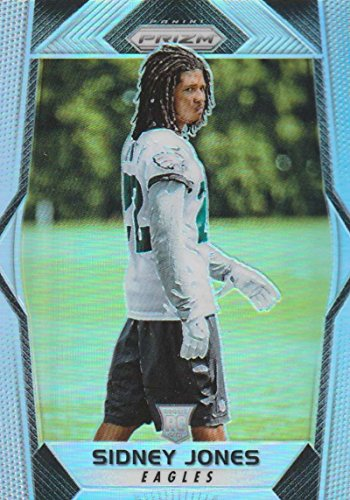 Football NFL 2017 Prizm Prizm #276 Sidney Jones Rookie RC Rookie Eagles