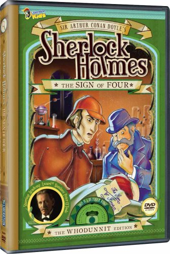 Sherlock Holmes: The Sign of Four (The Whodunnit Edition)