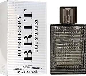Burberry Brit Rhythm Intense - perfume for men - Eau de Toilette, 50ml