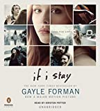 By Gayle Forman If I Stay Movie Tie-In (Mti) [Audio CD]