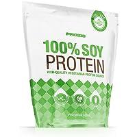 MyVegies 100% Vegetable Protein New Formula Proteine Vegetariane, 2 lbs (900 g), Fragola
