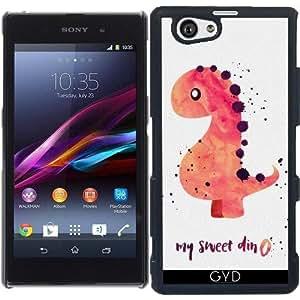 Funda para Sony Xperia Z1 Compact - Mi Dulce Dino by Asmo