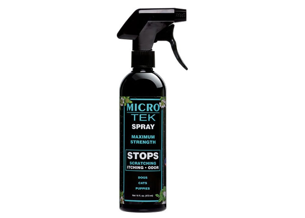 EQyss Micro-Tek Pet Spray 16 oz by Eqyss