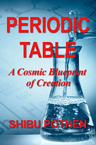 Periodic Table The Blueprint of Creation by [Pothen, Shibu]