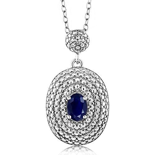 0.56 Ct Oval Diamond - 1