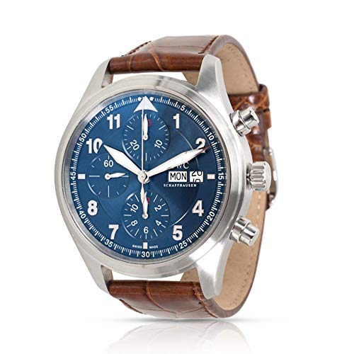 - IWC Pilot Automatic-self-Wind Male Watch IW371712 (Certified Pre-Owned)