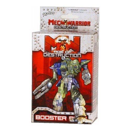 MechWarrior Age of Destruction Booster by WizKids