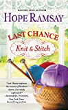 Front cover for the book Last Chance Knit & Stitch by Hope Ramsay