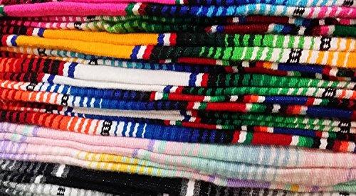 Leos Scialle Leos Multicolore Imports Imports Donna 0q0SR7r