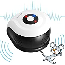 Ultrasonic Pest Repeller Electronic Control Mouse Repellent Electromagnetic Sonic Rodents Squirrels Mice Rats Insects - Roaches Spiders Fleas Bed Bugs Flies Ants Mosquitos Fruit Fly Indoor Safety