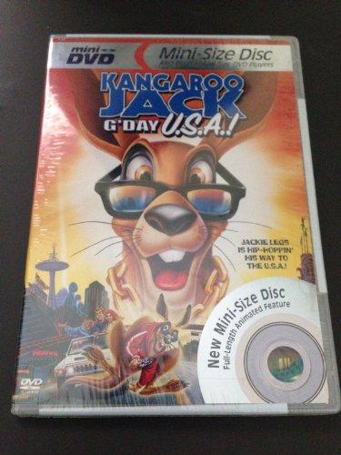 Warner Home Video Kangaroo Jack - G'day U.S.A.! image