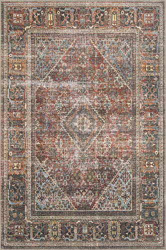 Loloi Loren Collection LQ-13 Classic Traditional Area Rug 2'-3