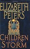 Children of the Storm, Elizabeth Peters, 0066214769