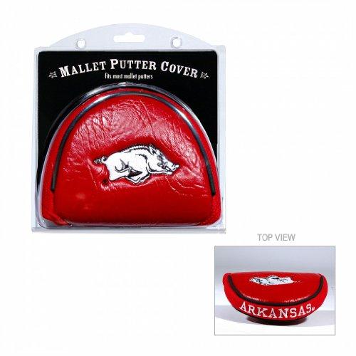 - Arkansas Razorbacks NCAA Putter Cover - Mallet