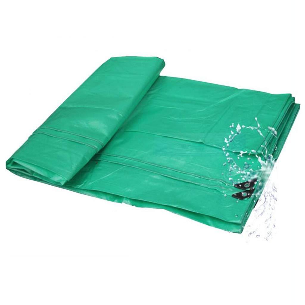 雨布防水シート厚い日焼け防止トラック防水シート防水日焼け止め雨布 (サイズ さいず : 4*8m) B07R8Q5RC8  4*8m