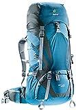 Deuter ACT Lite 65 + 10 - Ultralight Trekking Backpack, Arctic/Granite