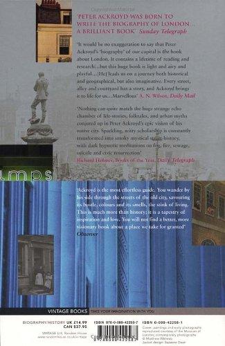 London: The Biography: Amazon.es: Peter Ackroyd: Libros en idiomas extranjeros