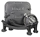 55 gallon drum cast iron - Vogelzang U.s. Stove Bk100e Bsk1000 Stove Barrel Stove Kit