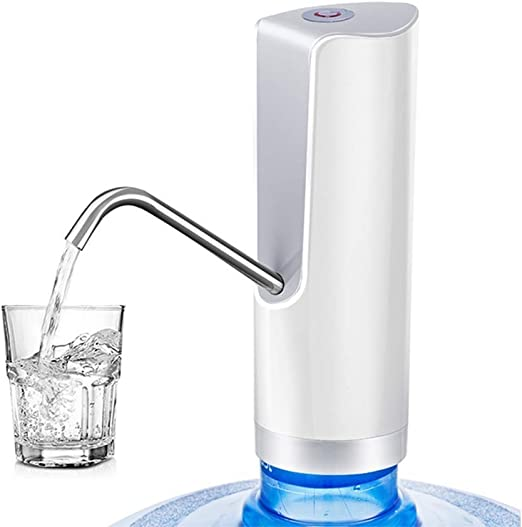 HEMFV Bomba automática de agua potable Carga USB Bomba automática ...
