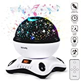 Music Light Projection lamp Remote Control and Timer...