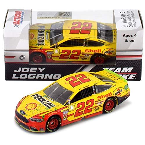 Lionel Racing Joey Logano 2018 Homestead-Miami Race Win Championship NASCAR Diecast Car 1:64 Scale (1 Diecast 64 24 Nascar)
