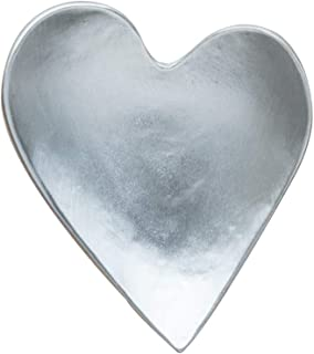 product image for DANFORTH - Vilmain Heart - Tray - Jewelry Dish - Pewter - 3 1/4 Inches - Handcrafted - Made in USA