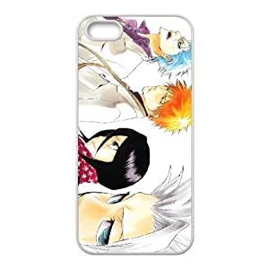 bleach anime iPhone 5 5s Cell Phone Case Whiteten-100452