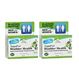 Terry Naturally EuroPharma SagaPro Bladder Health Herbal Formula, 60 Tablets -2 Pack